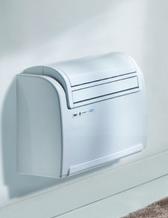Split sin unidad exterior l aire acondicionado for Aire acondicionado aparato exterior
